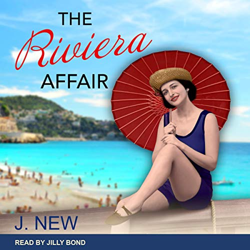 The Riviera Affair audiobook cover art