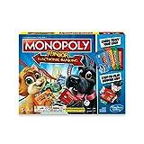 Hasbro Monopoly Junior Electronic Banking - Juego de tablero (Simulación económica, Niño/niña, 5...
