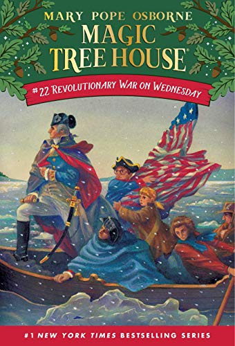 Compare Textbook Prices for Revolutionary War on Wednesday Magic Tree House R Illustrated Edition ISBN 9780679890683 by Osborne, Mary Pope,Murdocca, Sal