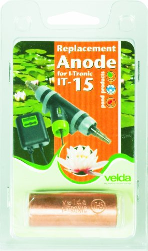 Velda Anode pour It-15/T-Flow 15