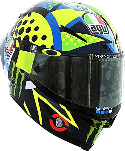 AGV Pista GP RR Winter Test 2020 Valentino Rossi 46 Edición Limitada (XL)