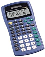 Texas Instruments TI-34 II Calculator (Renewed)