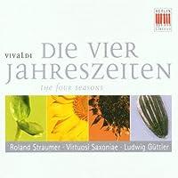 Four Seasons by ANTONIO LUCIO VIVALDI (2002-07-23)