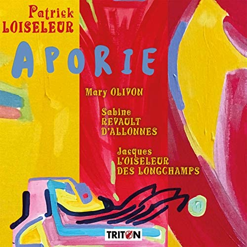 Mary Olivon, Sabine Revault d'Allonnes & Jacques L'Oiseleur des Longchamps