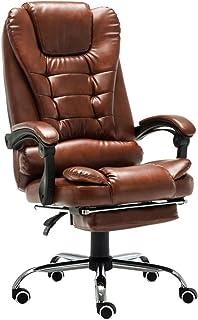 : fauteuil bureau Marron