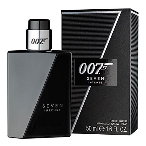 James Bond 007 Seven Intense, homme/men, Eau de Parfum, 50 ml