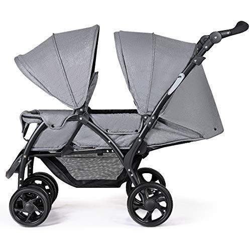 Dreamade -   Doppel Kinderwagen