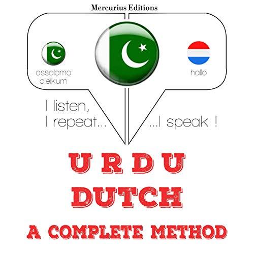 Urdu – Dutch. A complete method cover art