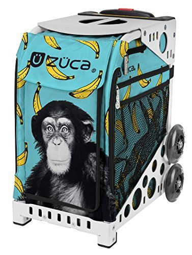ZUCA Sport Insert Bag (Monkey Business, Bag Only)