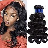 """BLISSHIAR 3 Bundles Curly Synthétique Cheveux Mèche Perruques Bouclé Extensions Tissage de cheveux Humains Naturel (18""""18""""18"""")"""