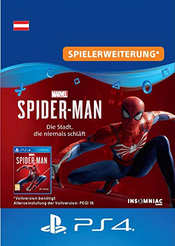 Marvel's Spider-Man: The City that Never Sleeps - Digital Edition Edition | PS4/PS3 Download Code - österreichisches Konto