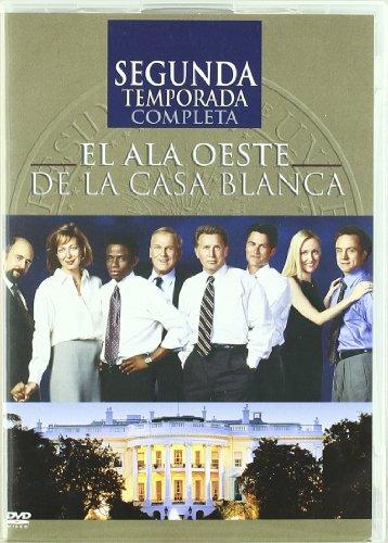 El Ala Oeste De La Casa Blanca Temporada 2 [DVD]