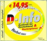 D-Info & Route Herbst 2002 DVD-Version -