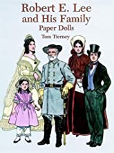 Robert E. Lee and His Family Paper Dolls