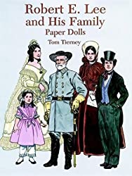 robert e lee paper dolls for adults