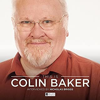 This Is Colin Baker cover art