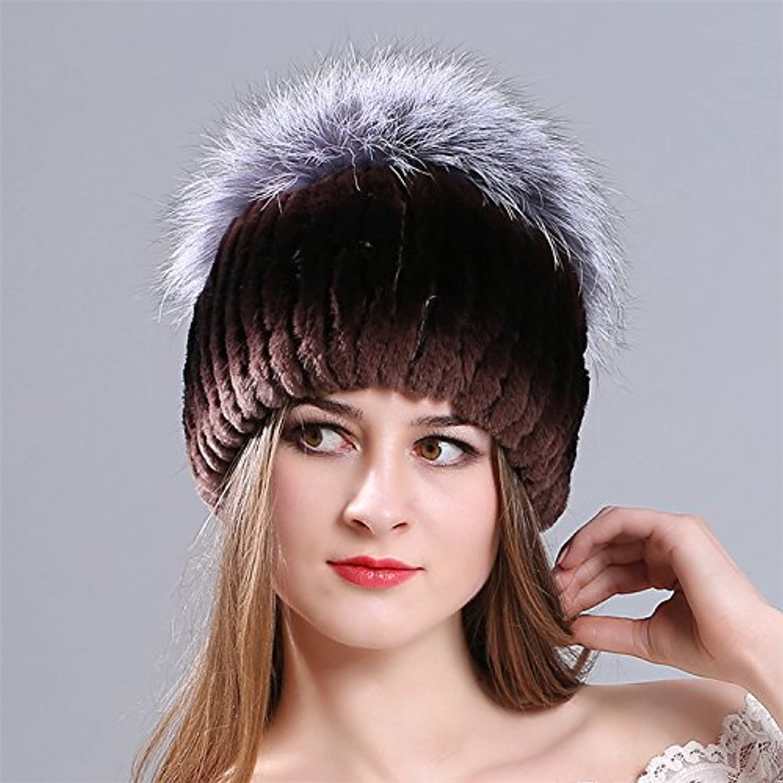 Wuyulunbi@ A Lady'S Hat Is A Handmade Hat And A Warm Hat