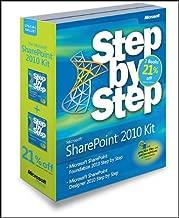 Microsoft® SharePoint® Step by Step Kit: Microsoft® SharePoint® Designer 2010 Step by Step & Microsoft® SharePoint® Foundation 2010 Step by Step