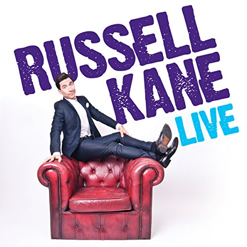 Russell Kane Live audiobook cover art