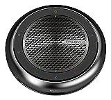 PALOVUE Bluetooth 5.0 Speakerphone, Altavoz de Conferencia con cancelación de Ruido y Eco CVC 8.0 y Voz optimizada de 360 °, 15 Horas Llamada para Oficina en casa, Qualcomm CSR, iConf