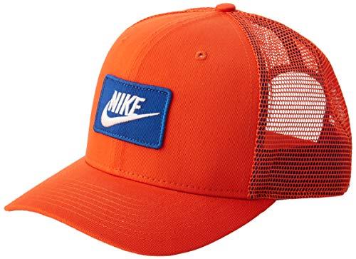 NIKE U NSW CLC99 Cap Trucker, Team Orange/Team Orange, Talla única