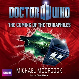 Doctor Who: The Coming of the Terraphiles Titelbild