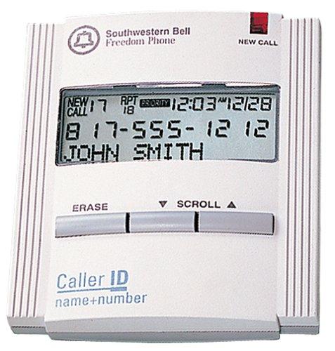 Southwestern Bell FM112 Caller White