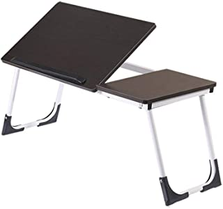 Comfortable Foldable Laptop Desk College Students Use Small Table On The Bed Laptop Bed Tray Table Adjustable Laptop Bed S...