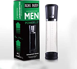 Electric Pênnīs Pump for Male Erêction, USB Charging, 5 Pressures for Men to Solve Ed