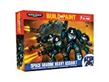 Revell REV00080 Warhammer: Space Marine Heavy Assault Spiel -
