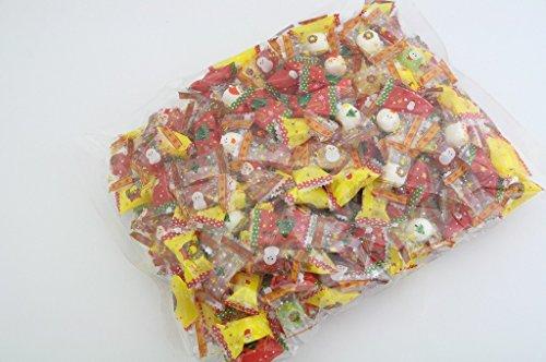 クリスマス キャンディー お試し 京飴 パック 1kg 業務用