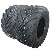 Set Of 2 LRB 26x12.00-12 26/12-12 4PR P310 Tubeless Bias Load Range B 26-12-12 Garden Lawn Mower Tractor Golf Cart tires 4PLY