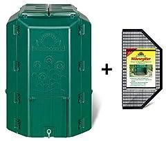 Neudorff 775 Thermocomposter DuoTherm 530 litres avec grille de souris
