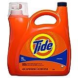 Detergente líquido Tide para lavandería, original, 96 cargas, 138 onzas líquidas