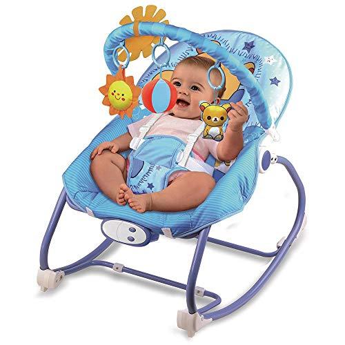 Cadeira De Repouso Musical Verao Baby Style