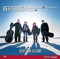 Beethoven: String Quartets Vol
