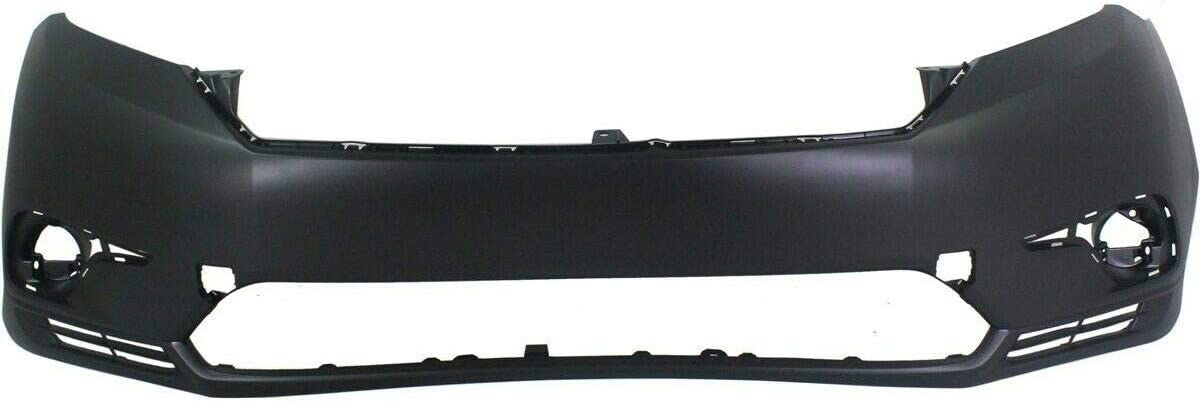 Ranking TOP11 OLINDA Front Bumper Cover Compatible Highl Toyota Translated with 2011-2013