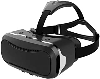 NJC VR Headset Compatible with iPhone & Android Phone - Universal Virtual Reality Goggles - Play Your Best Mobile Games 36...