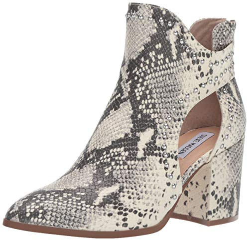 Steve Madden Women's Justice Fashion Boot, Snake, 7.5 M US