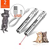 Best Laser Pointer For Cats - HapFun Interactive Cat Toys,3 in 1 Training Tool Review