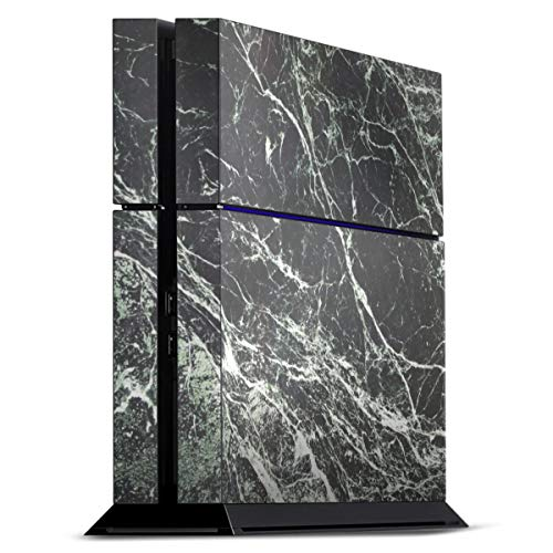 DeinDesign Skin kompatibel mit Sony Playstation 4 PS4 Folie Sticker Marmor Stein Thermomixmotive
