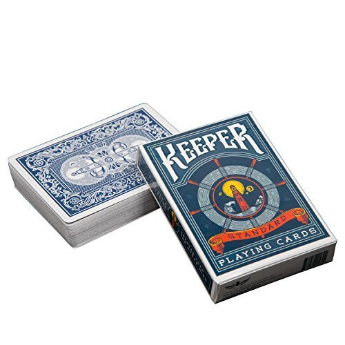 Keepers Deck by Ellusionist