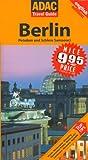 ADAC TravelGuide Berlin, Potsdam and Schloss Sanssouci mit Stadtplan, englische Ausgabe - Ulrike Krause