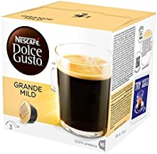 Nescafe Dolce Gusto Grand Mild Pods - 16 per pack (0.35lbs)