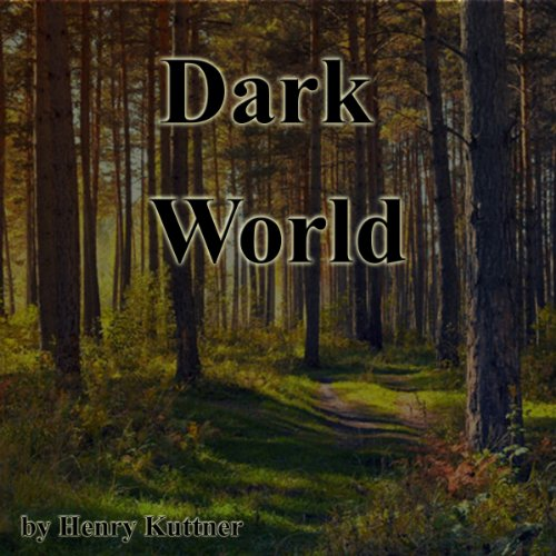 The Dark World audiobook cover art