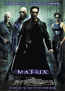 (27x39) The Matrix Group Credits Movie Poster