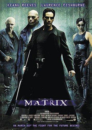 Close Up Matrix Poster Style A (68cm x 98cm)