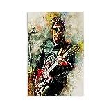 liutao Noel Gallagher 1 Poster, dekoratives Gemälde,