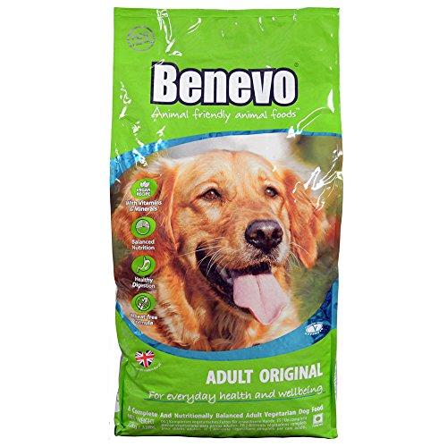Benevo - Comida para Perros Vegana, 15 kg