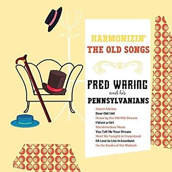 Harmonizin' the Old Songs